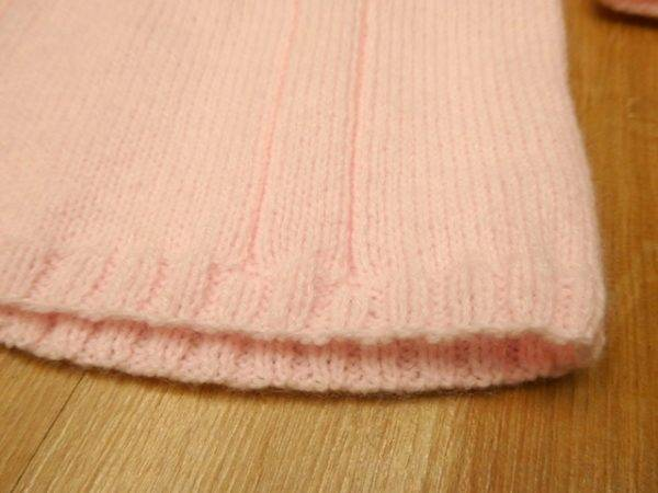 jersei de llana per a bebè 2